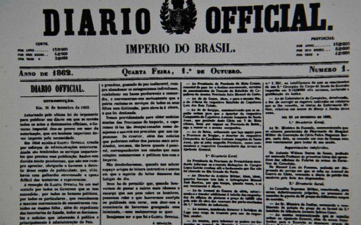3c93f4ff7451bc Diário Oficial da União abandona papel e agora só existe em forma digital