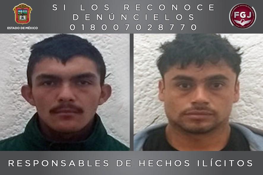 CONDENAN A 55 AÑOS DE PRISIÓN A DOS SUJETOS DOBLE HOMICIDIO EN VALLE DE BRAVO