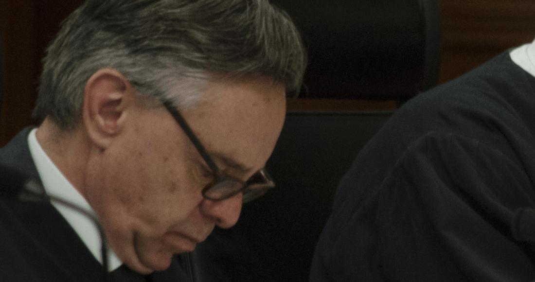 POSPONEN SENADORES RENUNCIA DE MINISTRO MOLINA