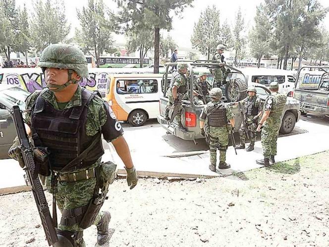 GUARDIA NACIONAL VIGILARÁ REGRESO DE MIGRANTES
