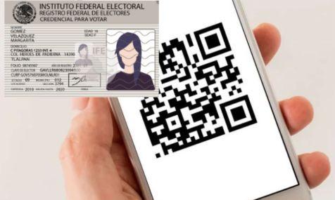 Credenciales De Elector Contarán Con Código Qr Radio Y