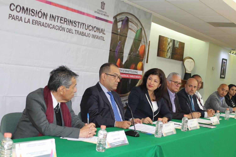 INSTALAN SIETE COMITÉS MUNICIPALES PARA ERRADICAR EL TRABAJO INFANTIL