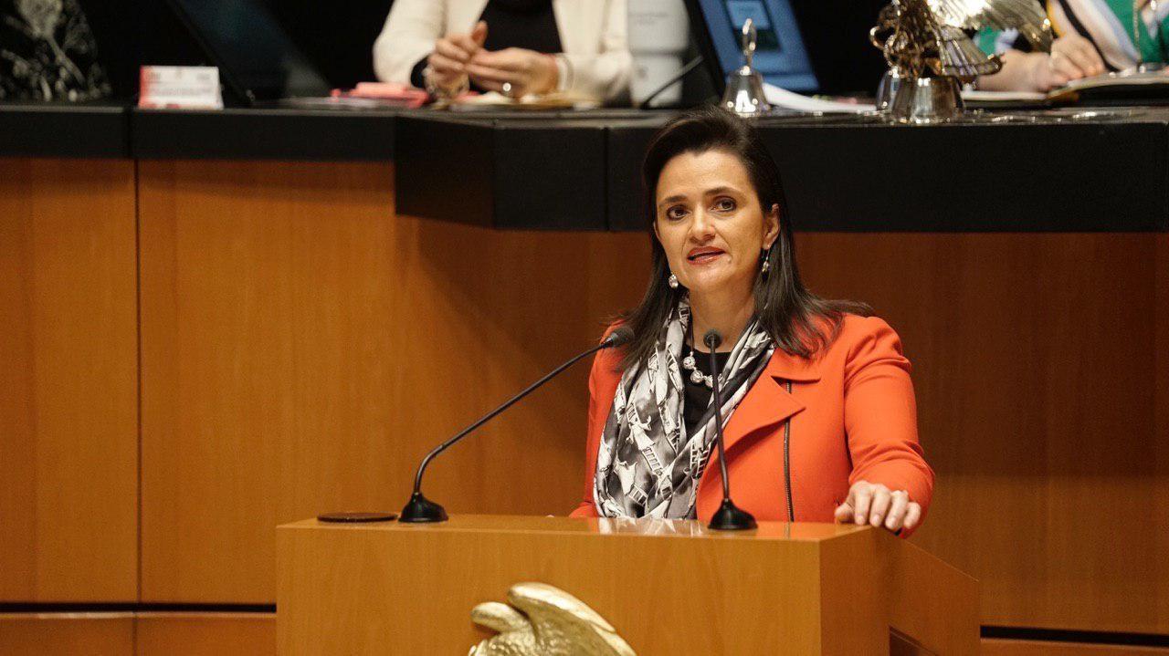 ELIGE SENADO A MARGARITA RÍOS-FARJAT COMO MINISTRA DE LA SCJN