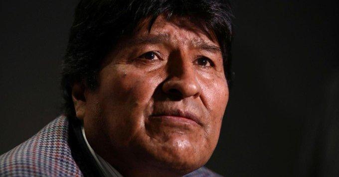DEDICA EVO MORALES PALABRAS DE AGRADECIMIENTO A MÉXICO