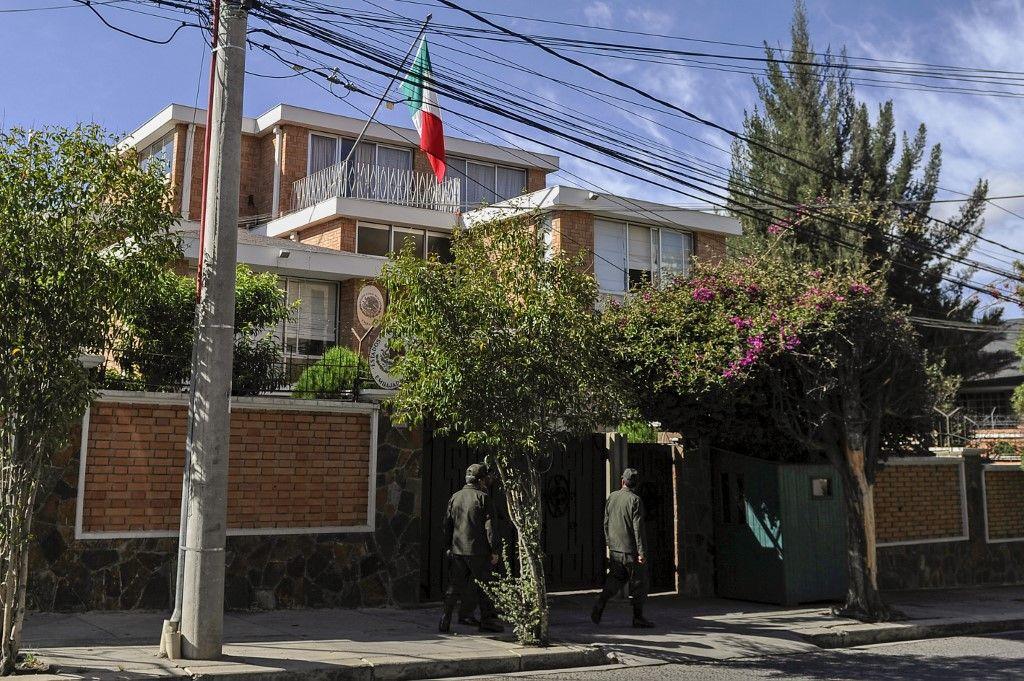 BOLIVIA RESPONDE A MÉXICO: IREMOS A LA CORTE A VER QUIÉN HA VIOLADO TRATADOS INTERNACIONALES