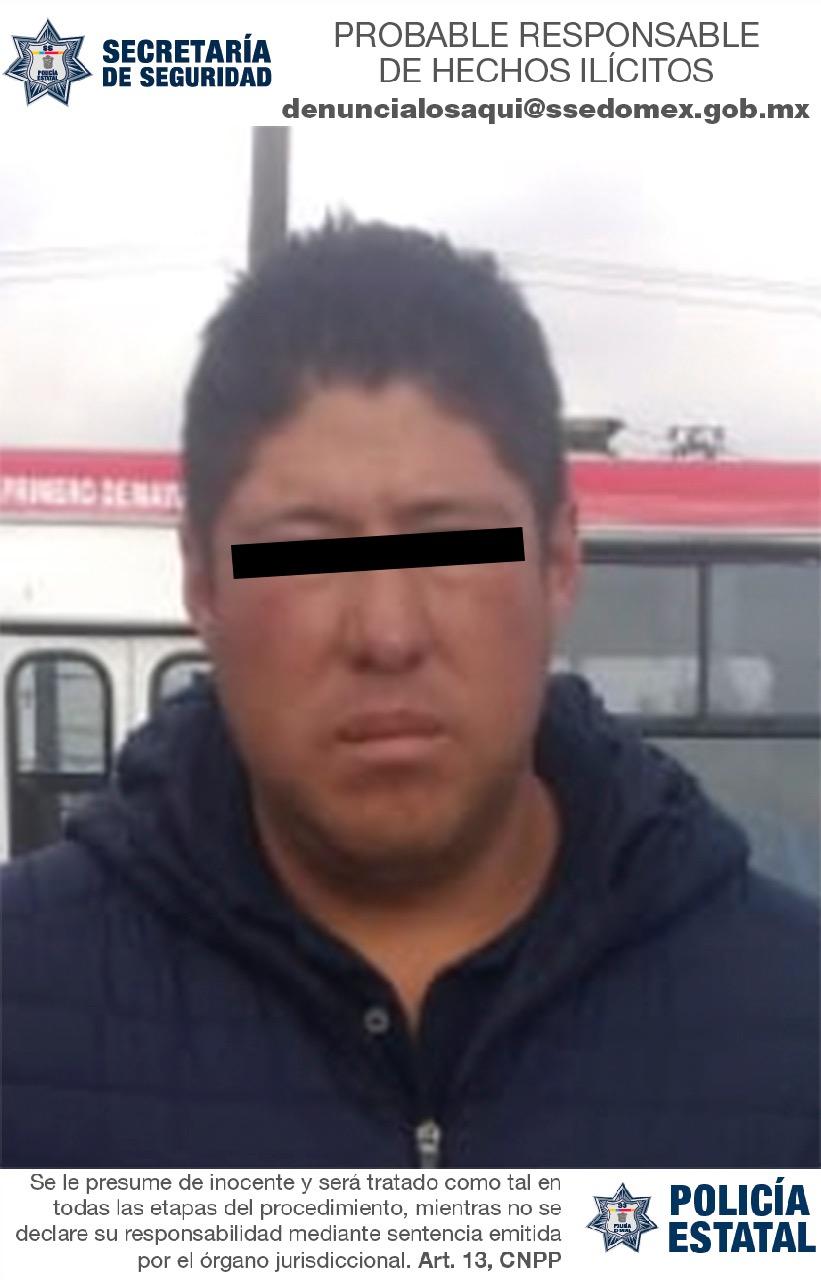 ALERTAMIENTO EN ARCOS CARRETEROS PERMITIÓ RECUPERAR UN VEHÍCULO CON REPORTE DE ROBO