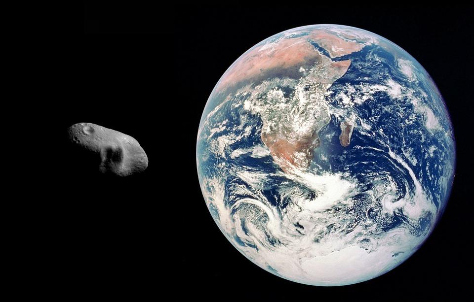 NASA ADVIERTE SOBRE UN POSIBLE IMPACTO DE ASTEROIDE EN 2020