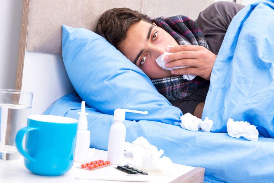 Los hombres no exageran, la gripe sí les da más fuerte
