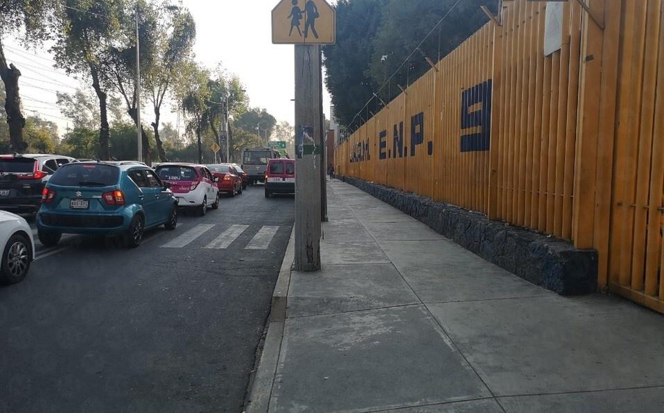 REANUDARÁ PREPA 9 DE LA UNAM CLASES EN SEDE ALTERNA