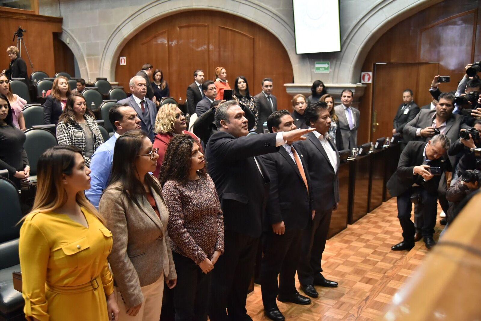 ELIGE LEGISLATURA MEXIQUENSE AL NUEVO CONTRALOR