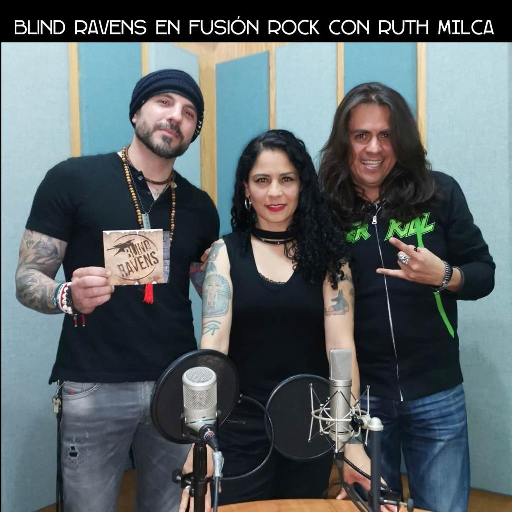 BLIND RAVENS EN FUSIÓN ROCK