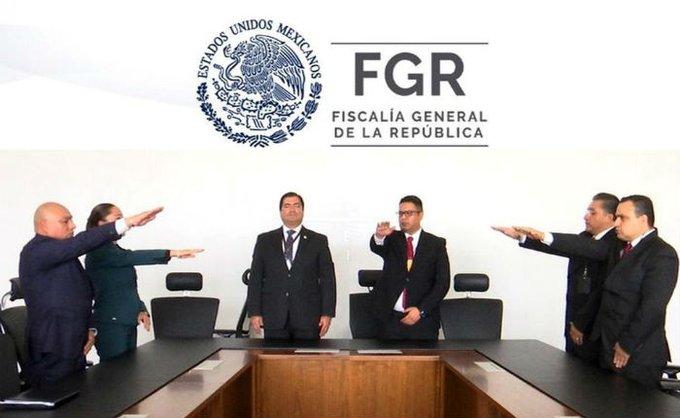 FGR DESIGNA A KAROSCI GUERRERO NUEVO TITULAR DE LA POLÍCIA FEDERAL MINISTERIAL