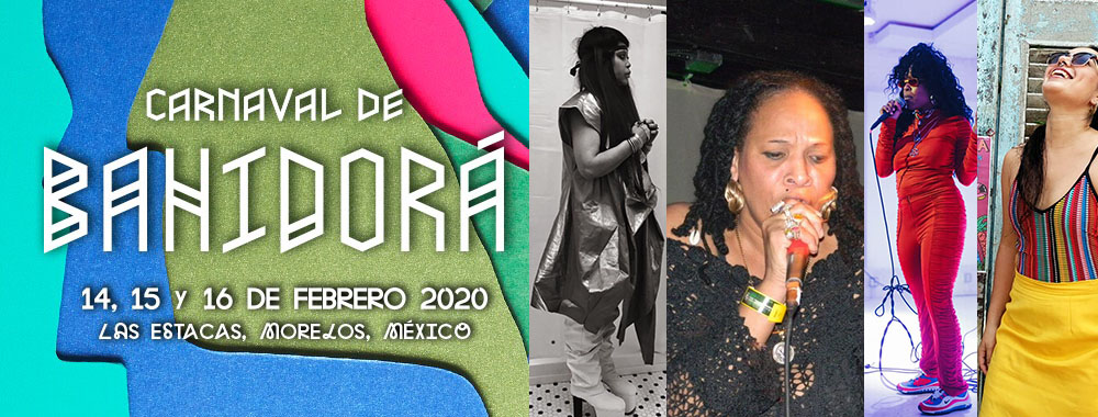 EL PODER FEMENINO EN EL BAHIDORÁ 2020