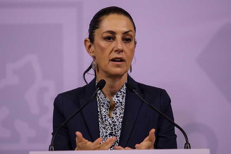 CONFIRMA SHEINBAUM LA DETENCIÓN DE LOS PRESUNTOS FEMINICIDAS DE FÁTIMA