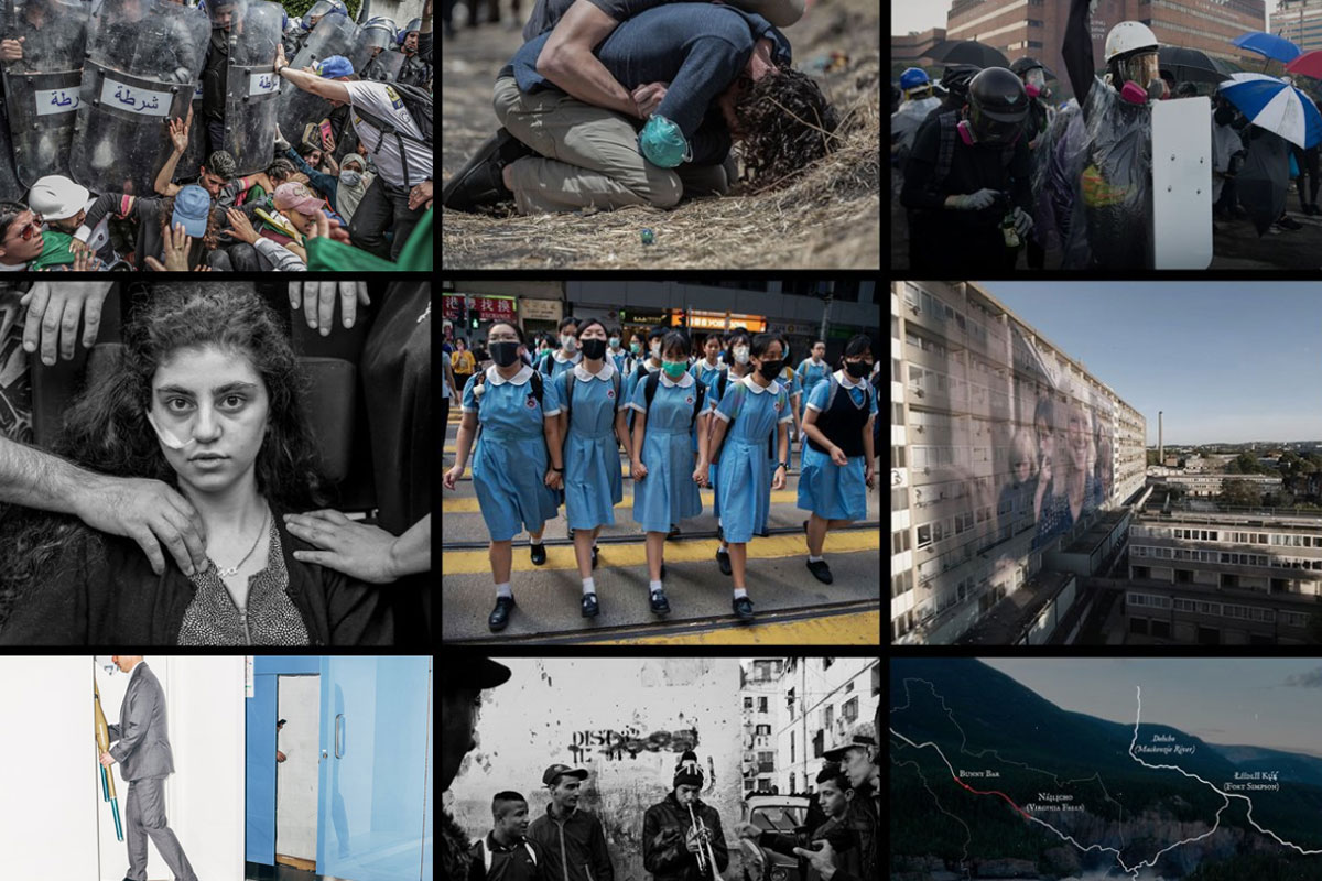¡ESTOS SON LOS FINALISTAS AL WORLD PRESS PHOTO 2020!