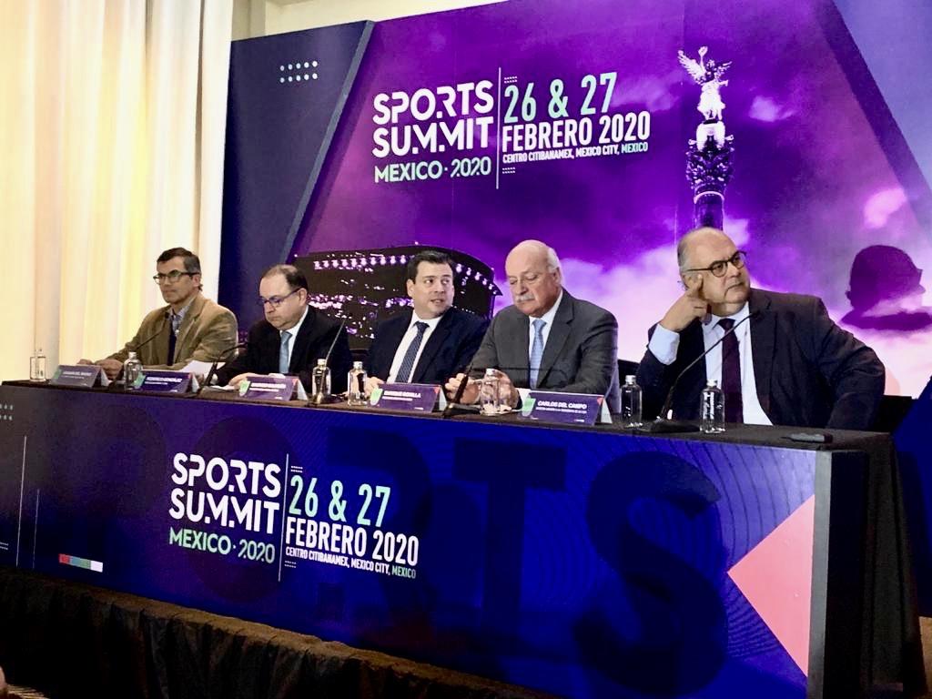 SPORTS SUMMIT 2020 SE LLEVARÁ CABO ESTE 26 Y 27 DE FEBRERO
