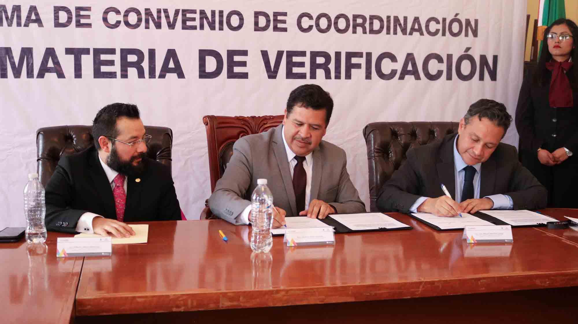 FORTALECEN VISITAS DE VERIFICACIÓN EN ZINACANTEPEC PARA VIGILAR INVERSIÓN