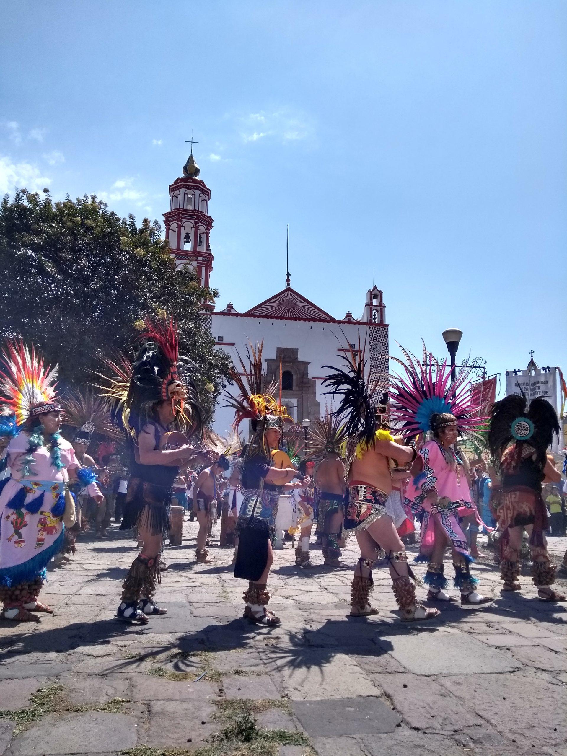 RADIO MEXIQUENSE EN EL CARNAVAL AMECAMECA