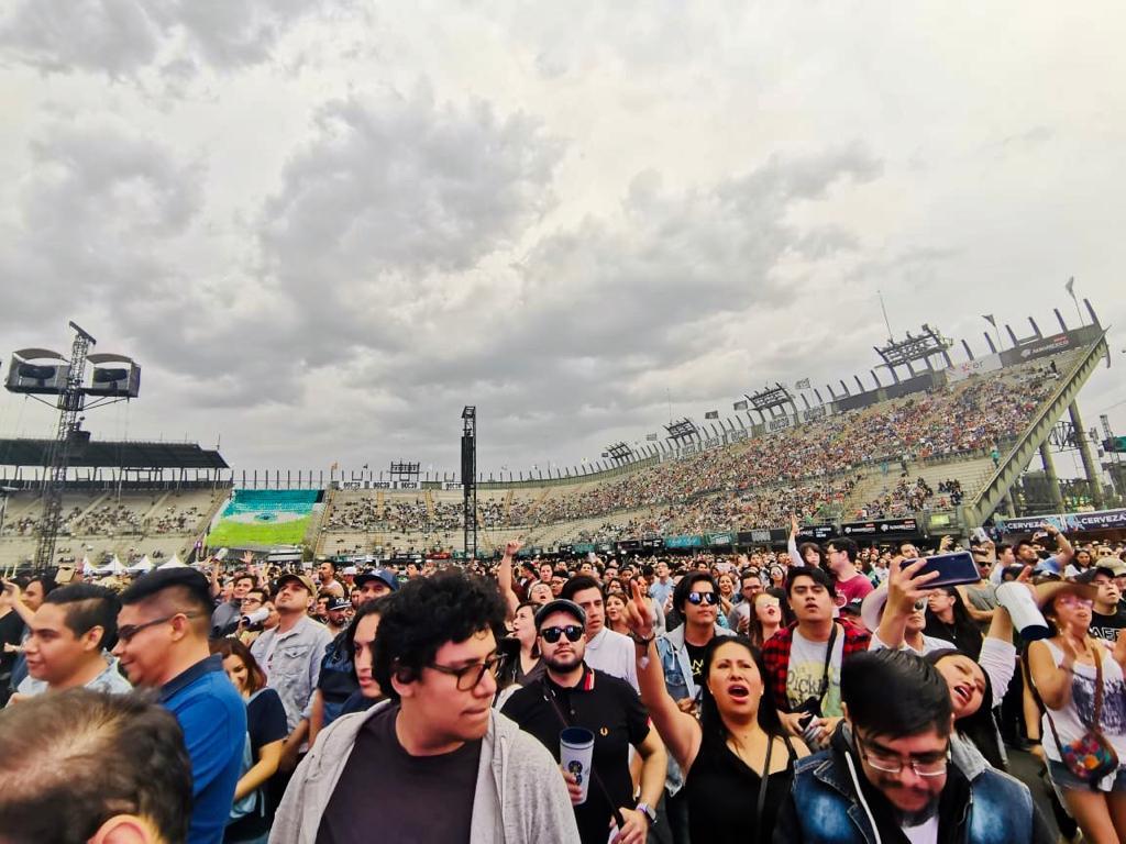 COBERTURA ESPECIAL DE RADIO MEXIQUENSE AL VIVE LATINO 2020