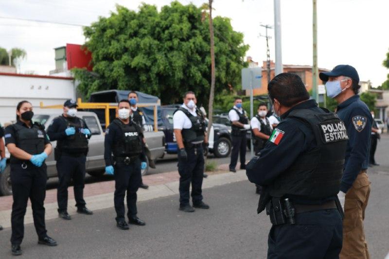 POLICÍA DE QUERÉTARO DA POSITIVO A COVID-19