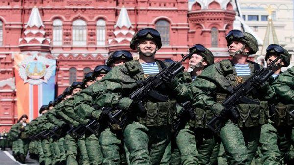 RUSIA POSPONE DESFILE DEL 75 ANIVERSARIO DE LA GRAN VICTORIA POR COVID-19