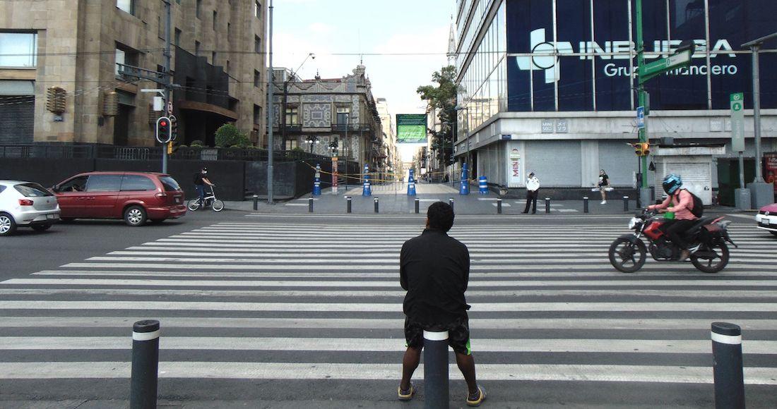 MÉXICO SUPERA LOS 6 MIL DECESOS POR COVID-19 Y 56 MIL 594 CASOS POSITIVOS