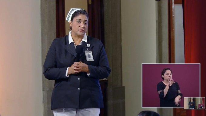 JEFA DE LA DIVISIÓN DE PROGRAMAS DE ENFERMERÍA DEL IMSS DA POSITIVO A COVID-19
