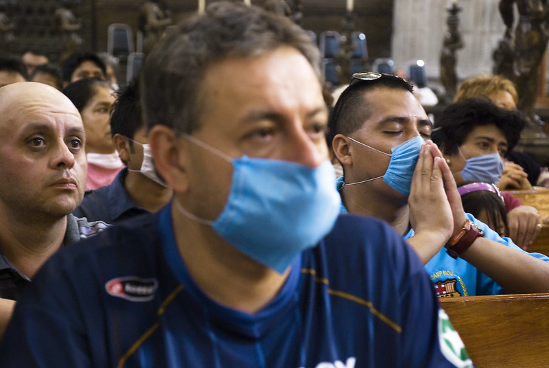 MÉXICO, CERCA DE SUMAR LAS 100 MIL PERSONAS INFECTADAS POR COVID19