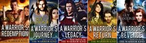 The Warrior Kind series: Guy Stanton III