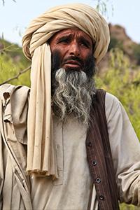 Prophet with turban?
