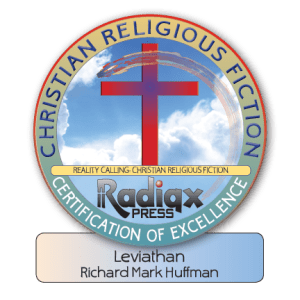 Huffman's award of excellence to Christian Religious Fiction