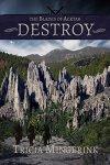 Destroy, book 3.5, Acktar Blades series