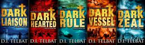 The individual books of the COIL series by D.I. Telbat