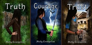 Makilien TRilogy by Molly Evangeline [Jaye L. Knight]