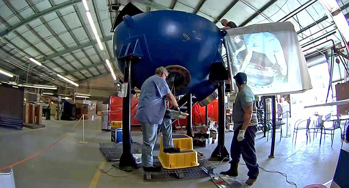 Steam Generator Nozzle Dam Services