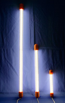 LED Stick Lights - Nuclear Plant Lighting
