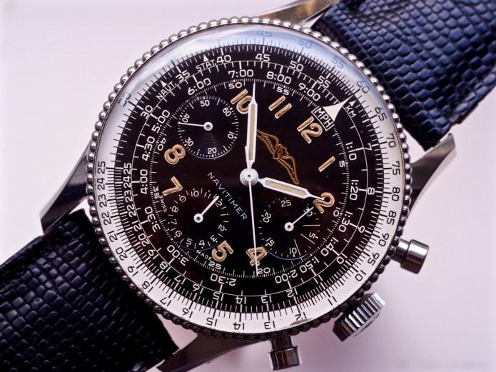 Amazing 1959 AOPA Navitimer 806