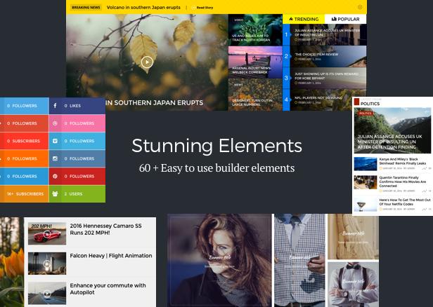 NewsFront: Blog, News & Editorial eCommerce WordPress Theme - 8