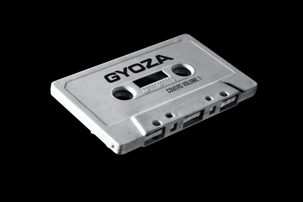 "Nuevo Ep de Gyoza ""Covers Volume 1"""