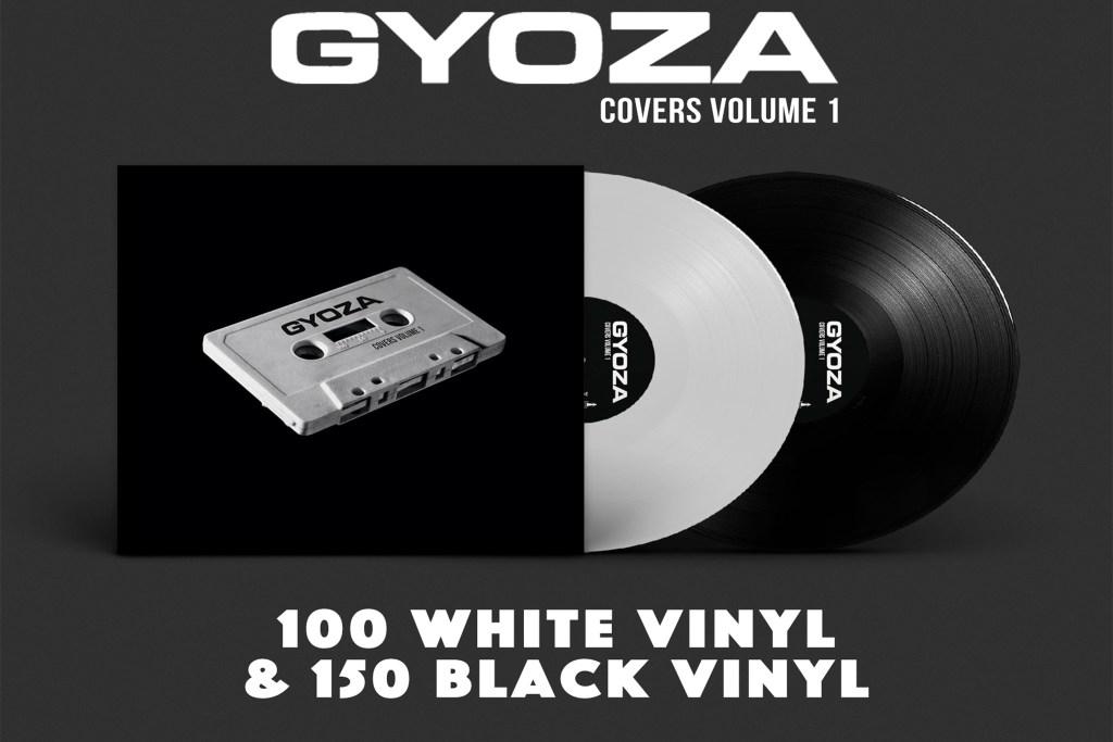 """EL EP DE GYOZA """"COVERS VOLUME 1"""" SE EDITARÁ TAMBIÉN EN VINILO"""