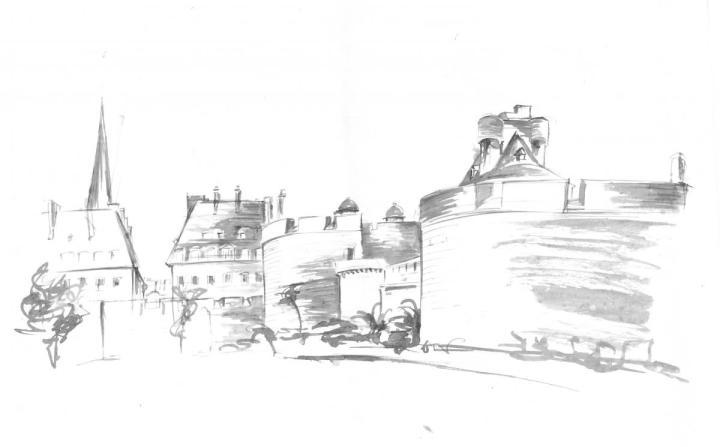03.08.2004: St. Malo, France