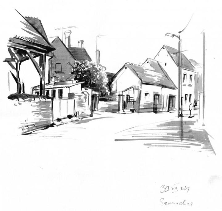 30.07.2004: Senonches, France
