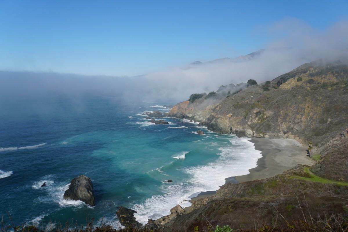 Frühling, Sommer, Herbst und Winter hier in Kalifornien!