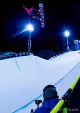 Scotty James at X Games 2015