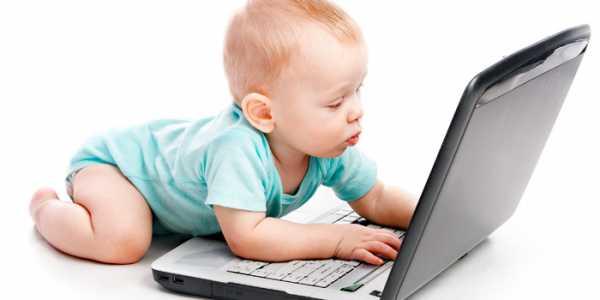 Не подпускайте детей до рабочих компьютеров