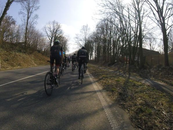 Frühjahres RTF Ratingen 2018