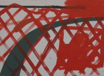 50x70cm, acrylic on canvas