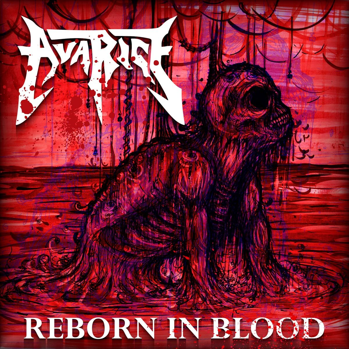 Avarice – Reborn in blood