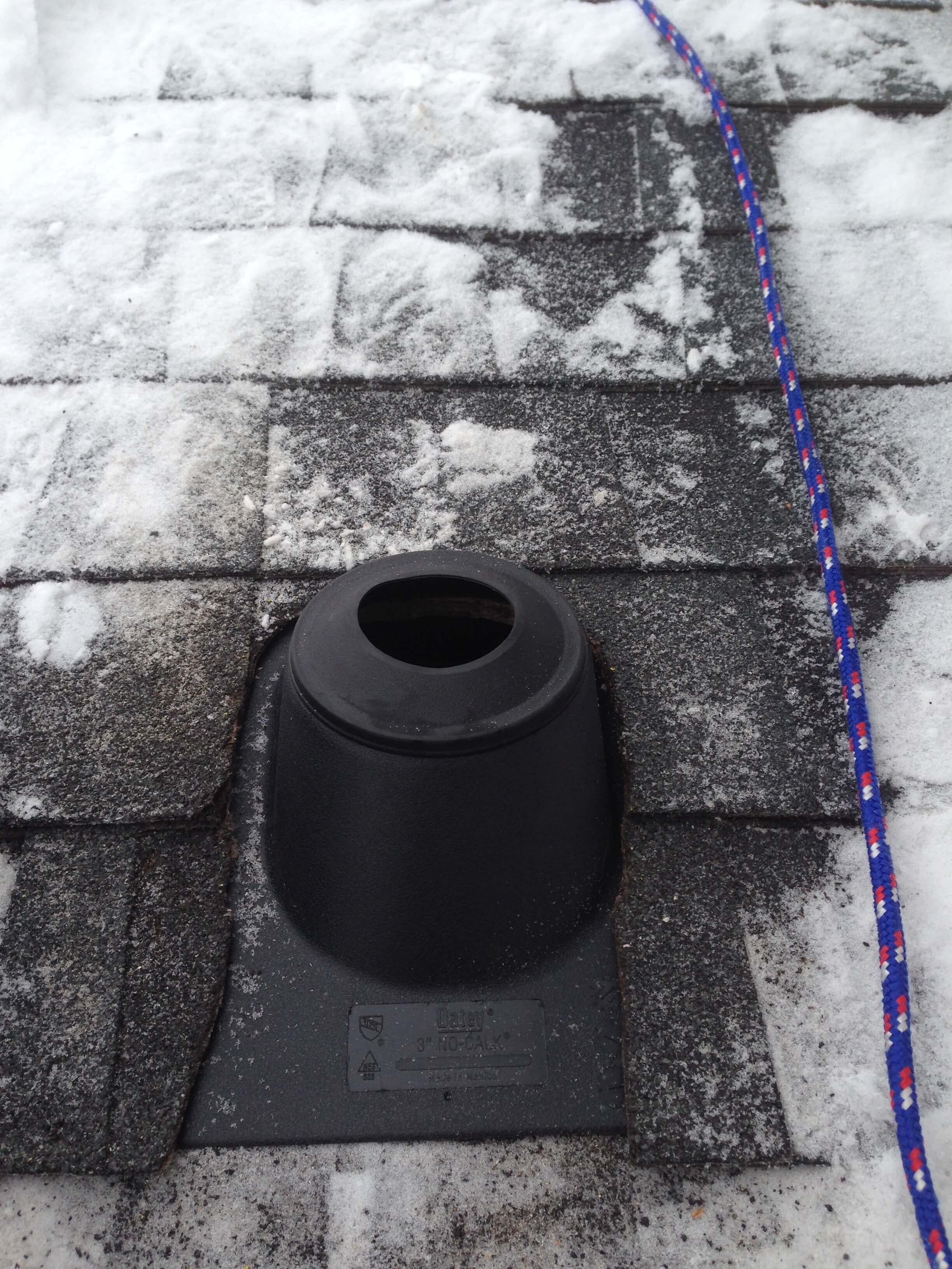 Pipe Venting Minnesota Radon Mitigation