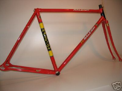 raleigh team track 53cm